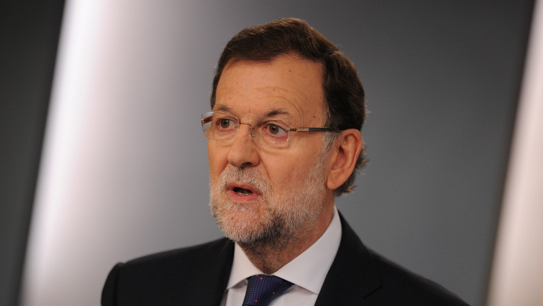 GettyImages-Mariano Rajoy premier Spania