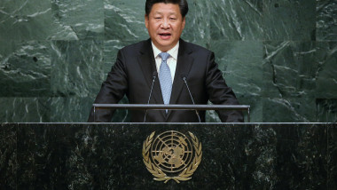Xi Jinping China discurs la ONU GettyImages 28 septembrie 2015