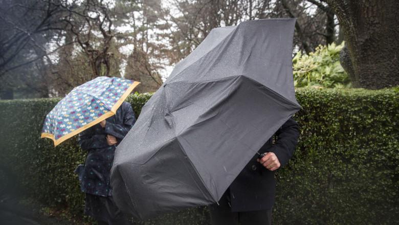 Ploaie ploi vant vremea meteo - Guliver Getty Images