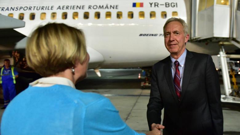 ambasador SUA hans kelmm FB ambasada sua