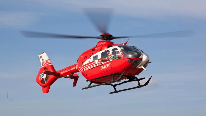 elicopter smurd - smurd fb