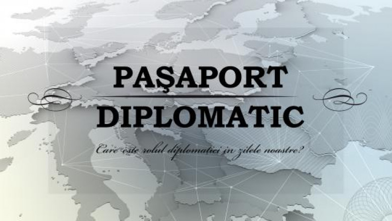 pasaport diplomatic
