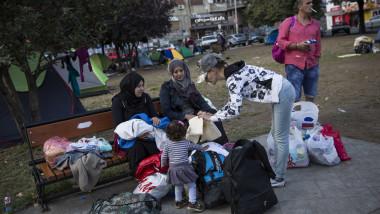 refugiati serbia belgrad GettyImages-487121260-3