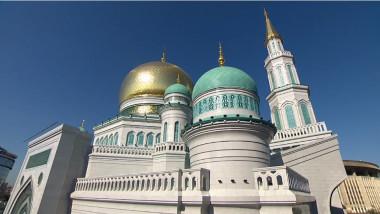 moscheea din rusia