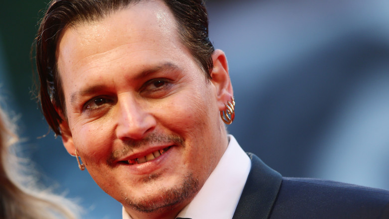 Johnny Depp GettyImages