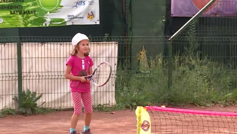 copil tenis