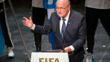 SEPP BLATTER FIFA - GETTY