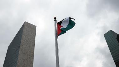 steagul palestinian la ONU - GettyImages-490682002