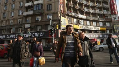 romani pe strada getty