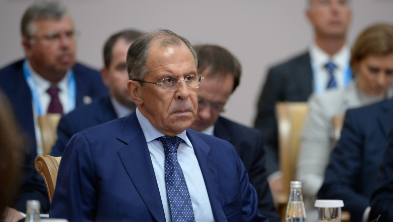 serghei lavrov - GettyImages - 13 august 2015