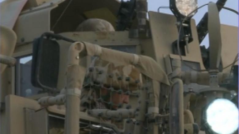afganistan vehicul militar