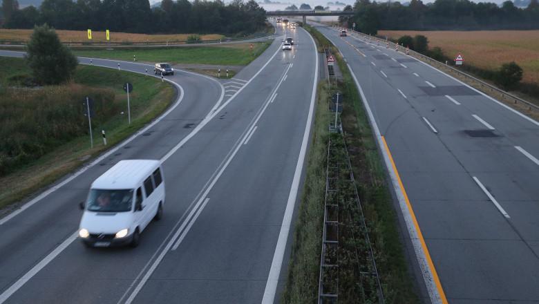 autostrada austria - GettyImages - 12 oct 2015