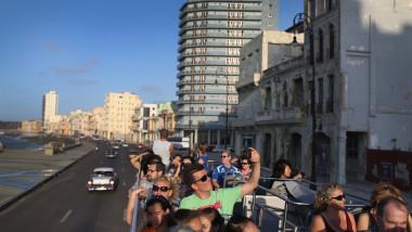 turisti cuba - GettyImages - 14 oct 15