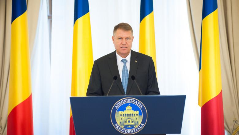 Klaus Iohannis declaratii presidency.ro septembrie 2015 2