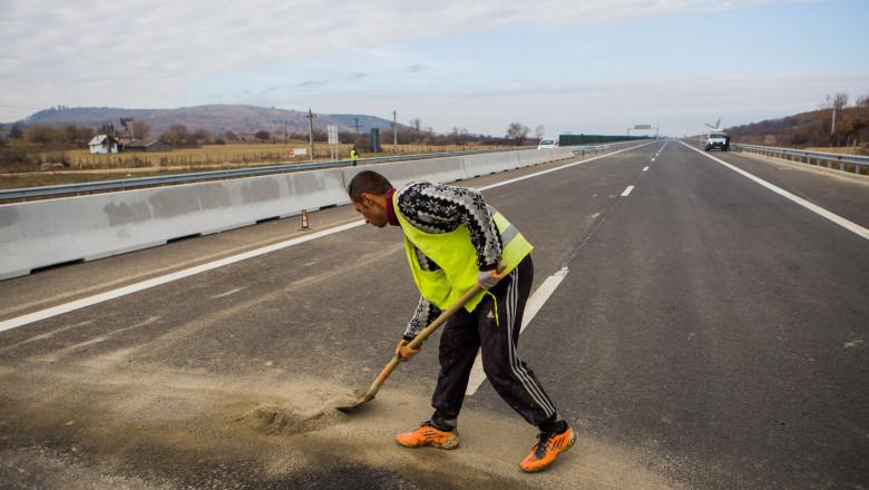 autostrada sibiu orastie inquam photos - 14-1.10.2015