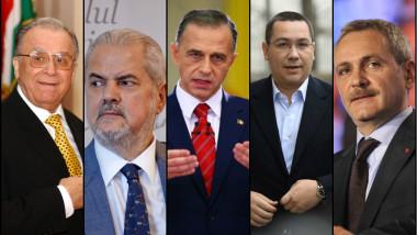 Colaj Dinastia PSD Ion Iliescu Adrian Nastase Mircea Geoana Victor Ponta Liviu Dragnea Digi24 11 septembrie 2015