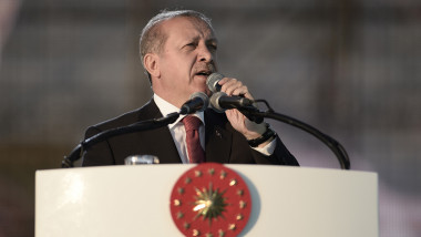 recep erdogan presedinte turcia - GettyImages - 11 august 15