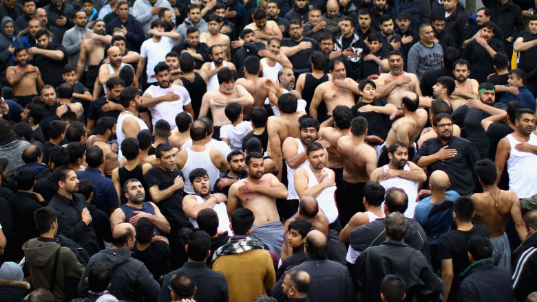 ashura in manchester - 24 oct 2015 - GettyImages-493946740 1