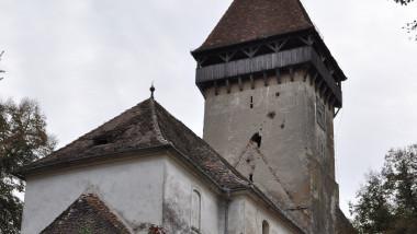 biserica fortificata chirpar wikipedia