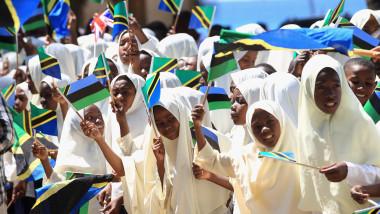 Femei din Tanzania GettyImages