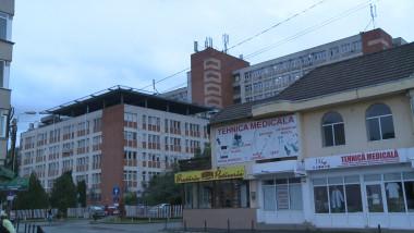 cladire Spital Judetean