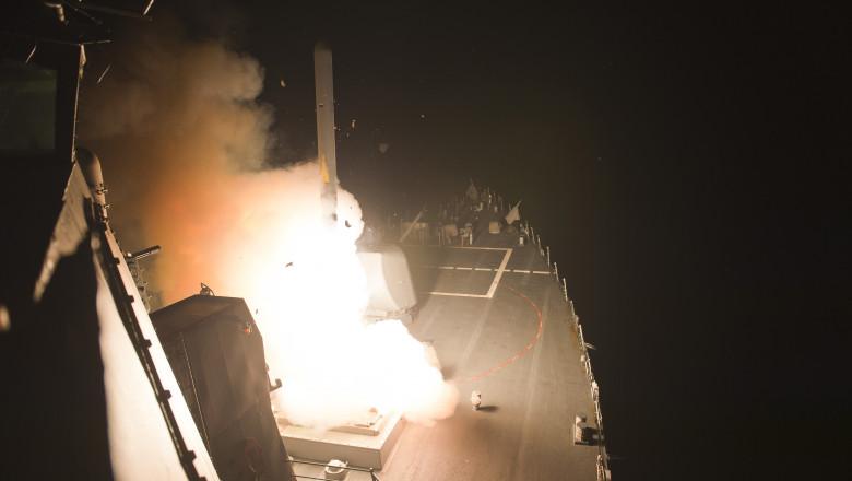 racheta vas vapor nava lansare - GettyImages - 21 oct 15