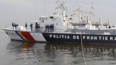 politia de frontiera marea neagra maritima crop agerpres - 21 oct 15