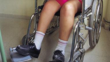 scaun cu rotile getty