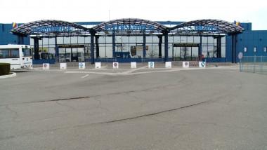 intrare aeroport