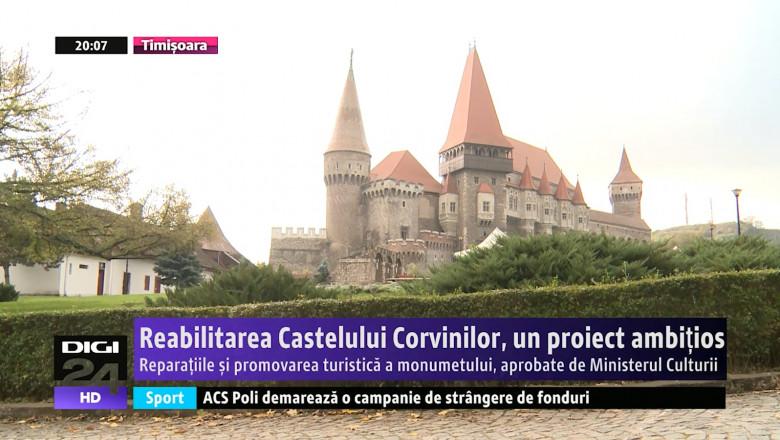 reabilitare castel
