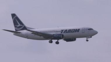 avion tarom - captura digi24