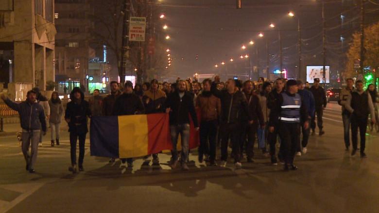 Protest Pe Străzile Iasului Peste O Mie De Tineri Au Mărsăluit