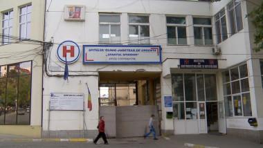spitalul spiridon iarna