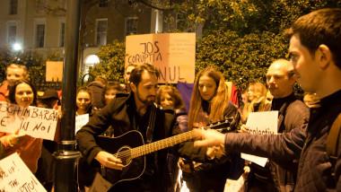 protest dublin - roxana todea 1