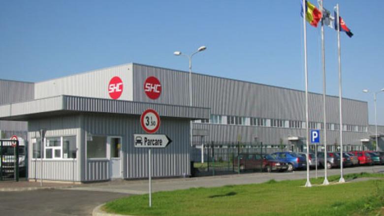 parc industrial Oradea