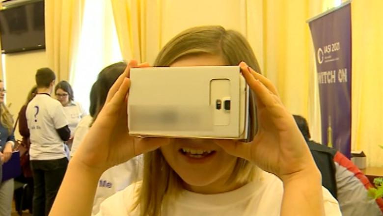 Iași 3d Tur Virtual De Pe Ecranul Telefonului