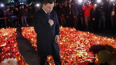 presedintele poloniei colectiv agerpres 2.11.2015