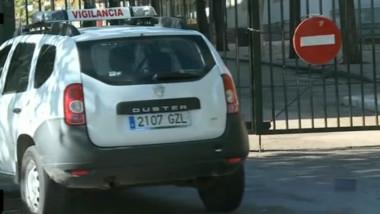 spania duster politie locala