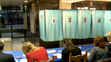 alegeri urna cabine