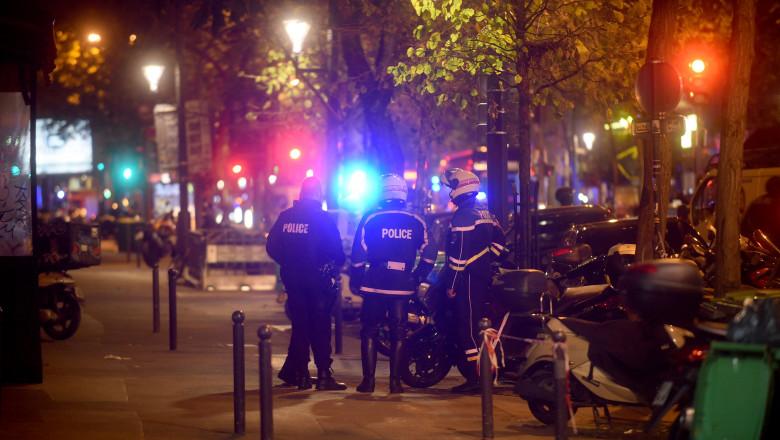 PARIS 21 ECHIPE SPECIALE INTERVENTIE GettyImages-497046076