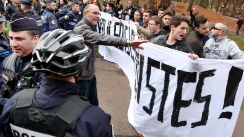 metz protest