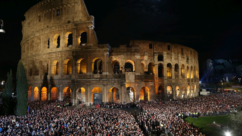 colosseum - GettyImages-468527942