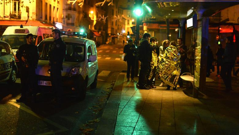 Atacuri Paris GettyImages noiembrie 2015