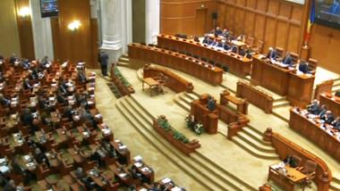 parlament captura