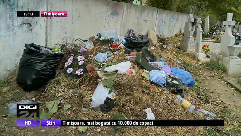 cimitire gunoi