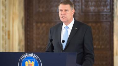 Klaus Iohannis declaratii presidency.ro noiembrie 2015 3