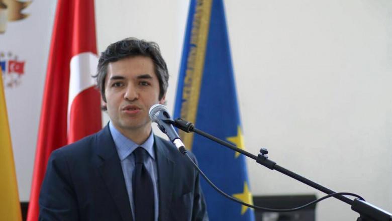 koray eras ambasador turc2 facebook ambasada turciei 27 11 2015
