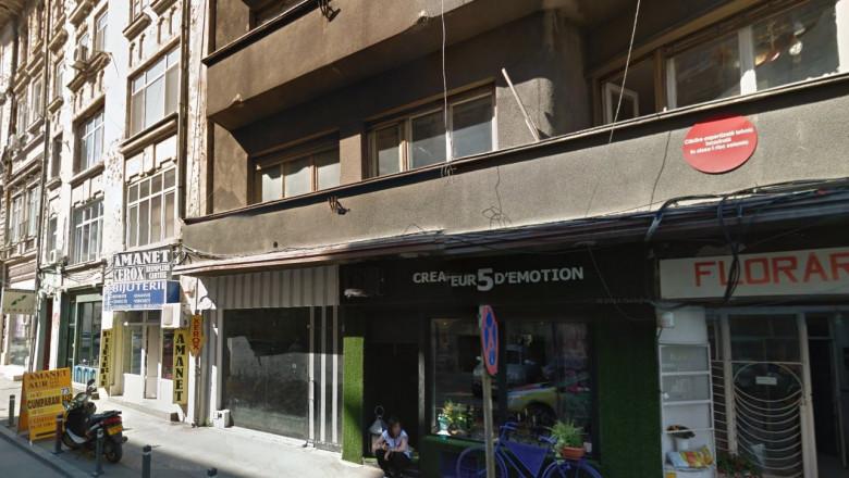 bucuresti centrul vechi cladiri bulina google maps crop digi24