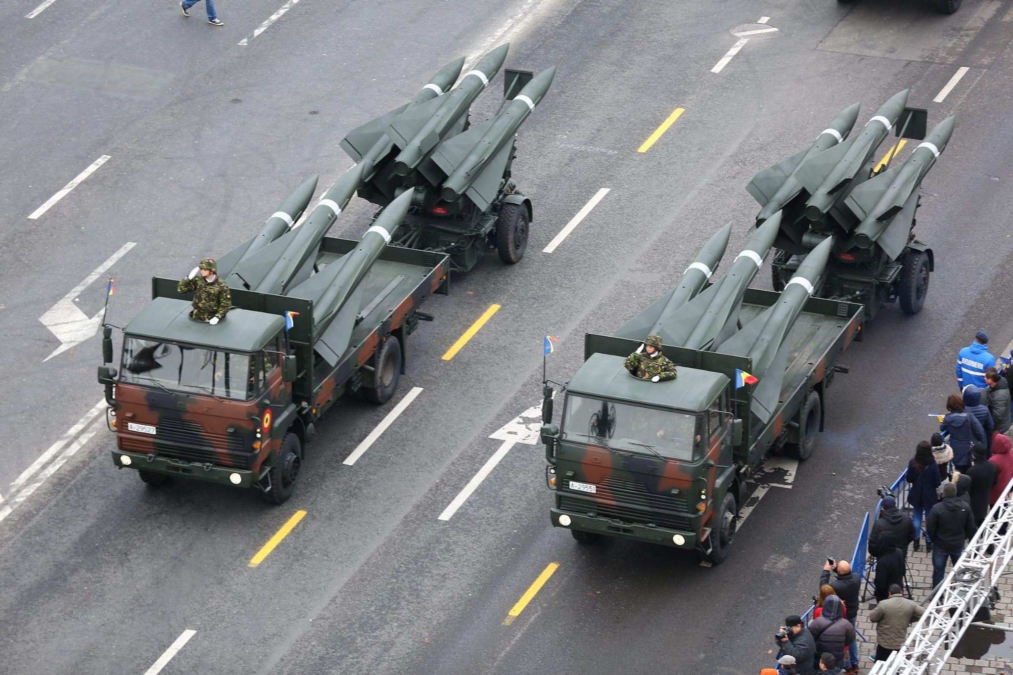 Repetitii parada militara 1 decembrie. Foto - MApN 3