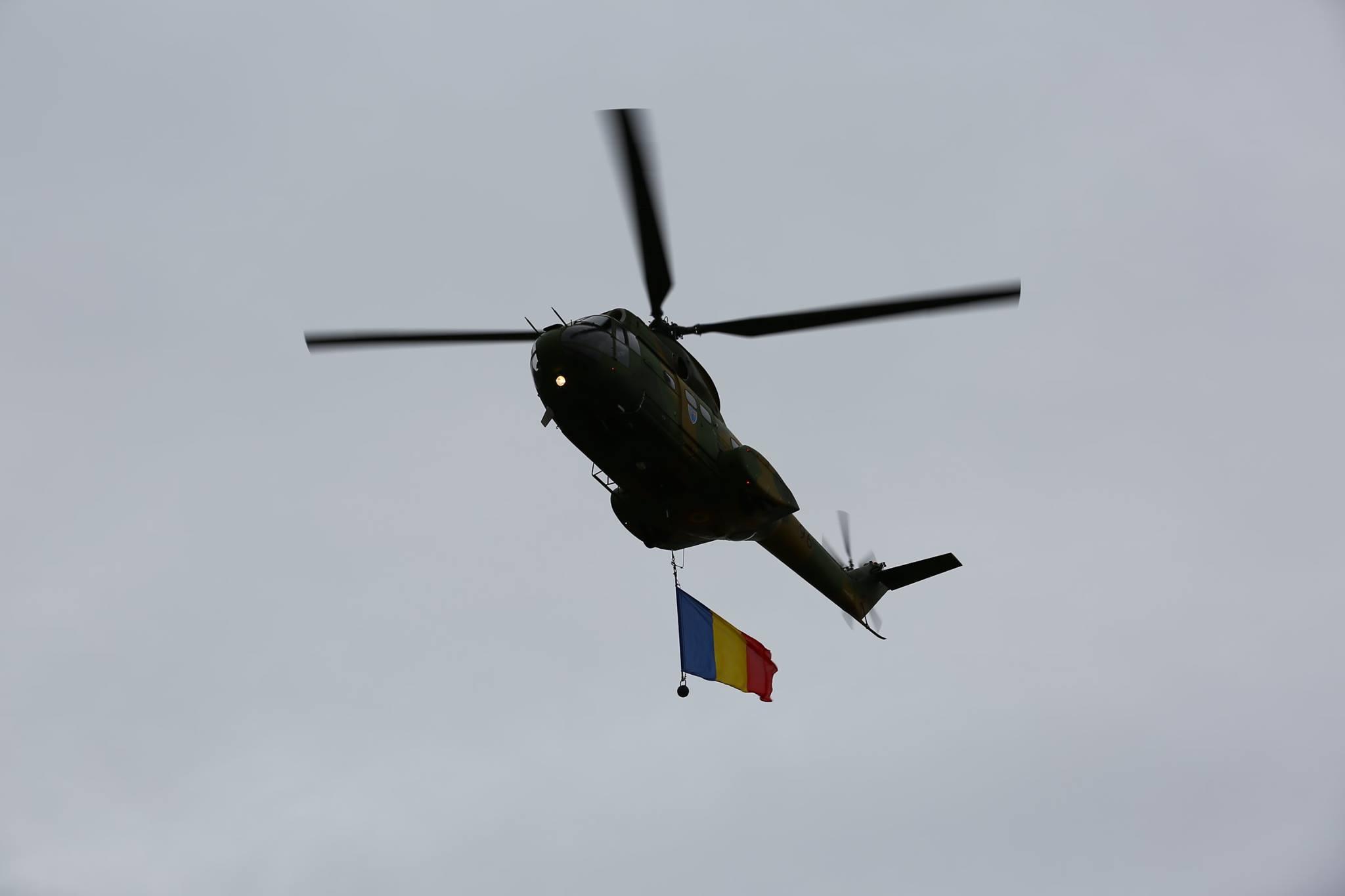 Repetitii parada militara 1 decembrie. Foto - MApN 11